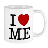 I LOVE ME --- RIFFRAFFTEES.COM Coffee Mug