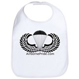 Cute Airborne Bib