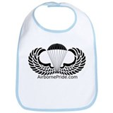 Cute 82nd airborne Bib