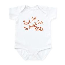 TKORSDS Infant Bodysuit