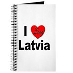 I Love Latvia Journal