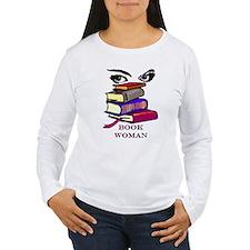 Book Woman T-Shirt