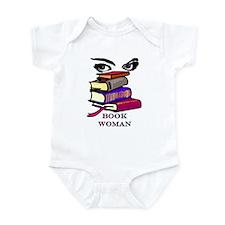 Book Woman Infant Bodysuit