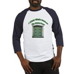 The Green Door Baseball Jersey