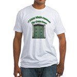 The Green Door Fitted T-Shirt