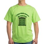 The Green Door Green T-Shirt