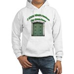 The Green Door Hooded Sweatshirt