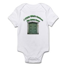 The Green Door Onesie