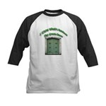 The Green Door Kids Baseball Jersey