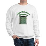 The Green Door Sweatshirt