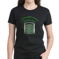 The Green Door Women's Dark T-Shirt