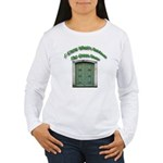 The Green Door Women's Long Sleeve T-Shirt