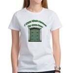 The Green Door Women's T-Shirt