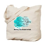 Dance Teacher Recital Tote Bag