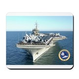 USS Constellation CV-64 Mousepad