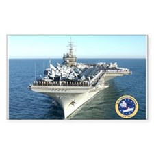 USS Constellation CV-64 Rectangle Decal