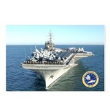 USS Constellation CV-64 Postcards (Package of 8)