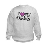 I Love My Daddy Jumpers