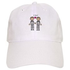 Gay Marriage - I Do Baseball Cap