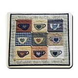 Cute Quilting Mousepad