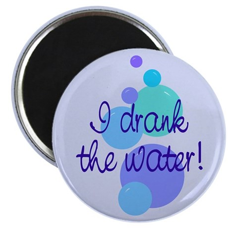 "The Water 2.25"" Magnet (100 pack)"