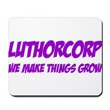 """Luthorcorp"" Mousepad"