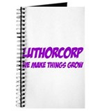 """Luthorcorp"" Journal"