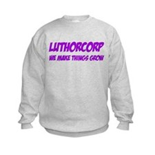 """Luthorcorp"" Sweatshirt"