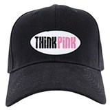 Think Pink 5 Baseball Hat