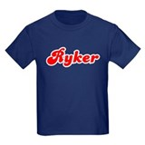Retro Ryker (Red) T