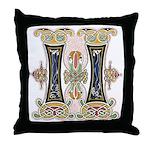 Lough Derg Throw Pillow