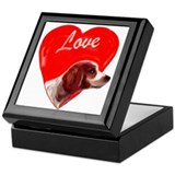 Brittany Love Keepsake Box