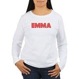 Retro Emma (Red) T-Shirt