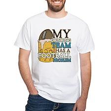 Football Drinking Team Shirt