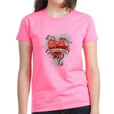 Heart Switzerland Tee