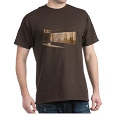 Nighthawks Brown T-Shirt