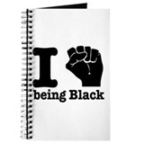 I love being black Journal