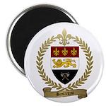 BASTINEAU Family Crest Magnet