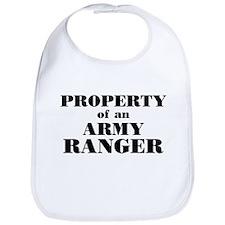 Property of an Army Ranger Bib