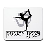Power Yoga Mousepad