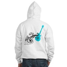 Acoustic Guitar Hoodie (other colour available)