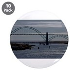 "Unique Newport bridge 3.5"" Button (10 pack)"