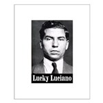 Salvatore Lucania Small Poster