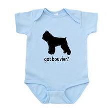 Got Bouvier? Infant Bodysuit