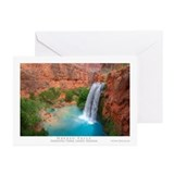 Havasu Falls Greeting Cards (Pk of 10)