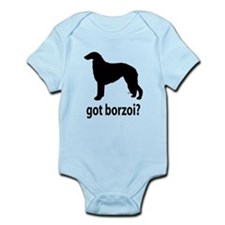 Got Borzoi? Infant Bodysuit