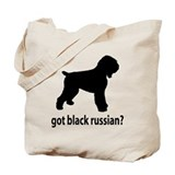 Got Black Russian? Tote Bag