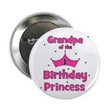 "Grandpa of the 1st Birthday P 2.25"" Button"