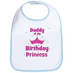 Daddy of the 1st Birthday Pri Bib