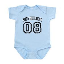 Bodybuilding 08 Infant Bodysuit